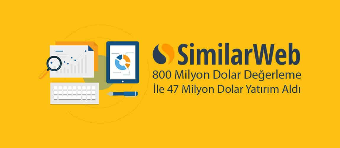 SimilarWeb yatırım aldı