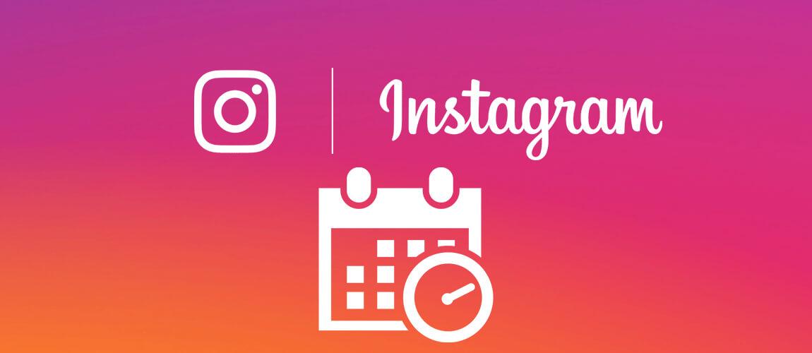 Instagram Zamanlama