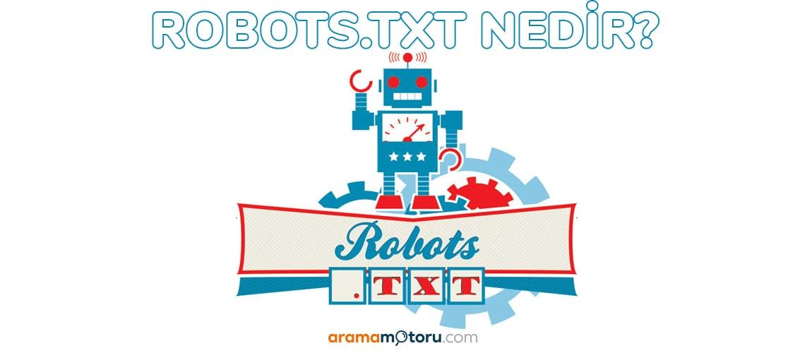 Robots.txt Nedir