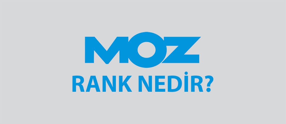 MozRank Nedir?