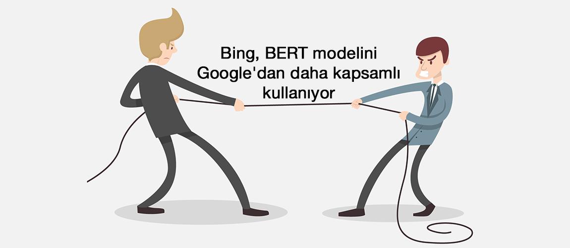 Bing BERT modeli