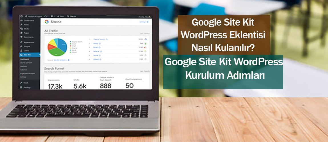 Google Site Kit WordPress