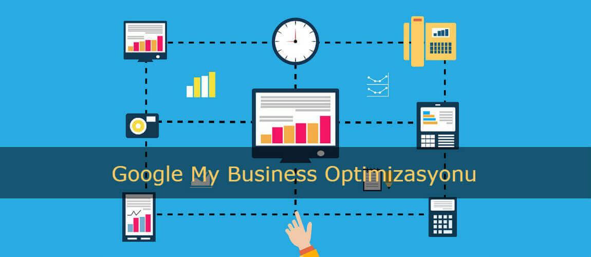 Google My Business optimizasyonu rehberi
