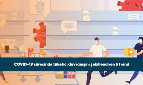 COVID-19 sürecinde tüketici davranışını şekillendiren 5 trend