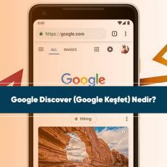 Google Discover (Google Keşfet) Nedir?