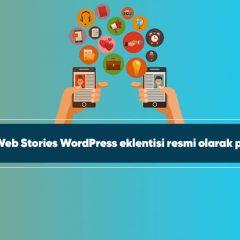 Google Web Stories WordPress eklentisi resmi olarak paylaşıldı