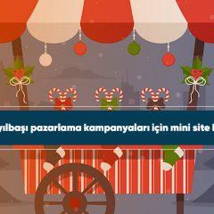 Google yılbaşı pazarlama kampanyaları için mini site hazırladı